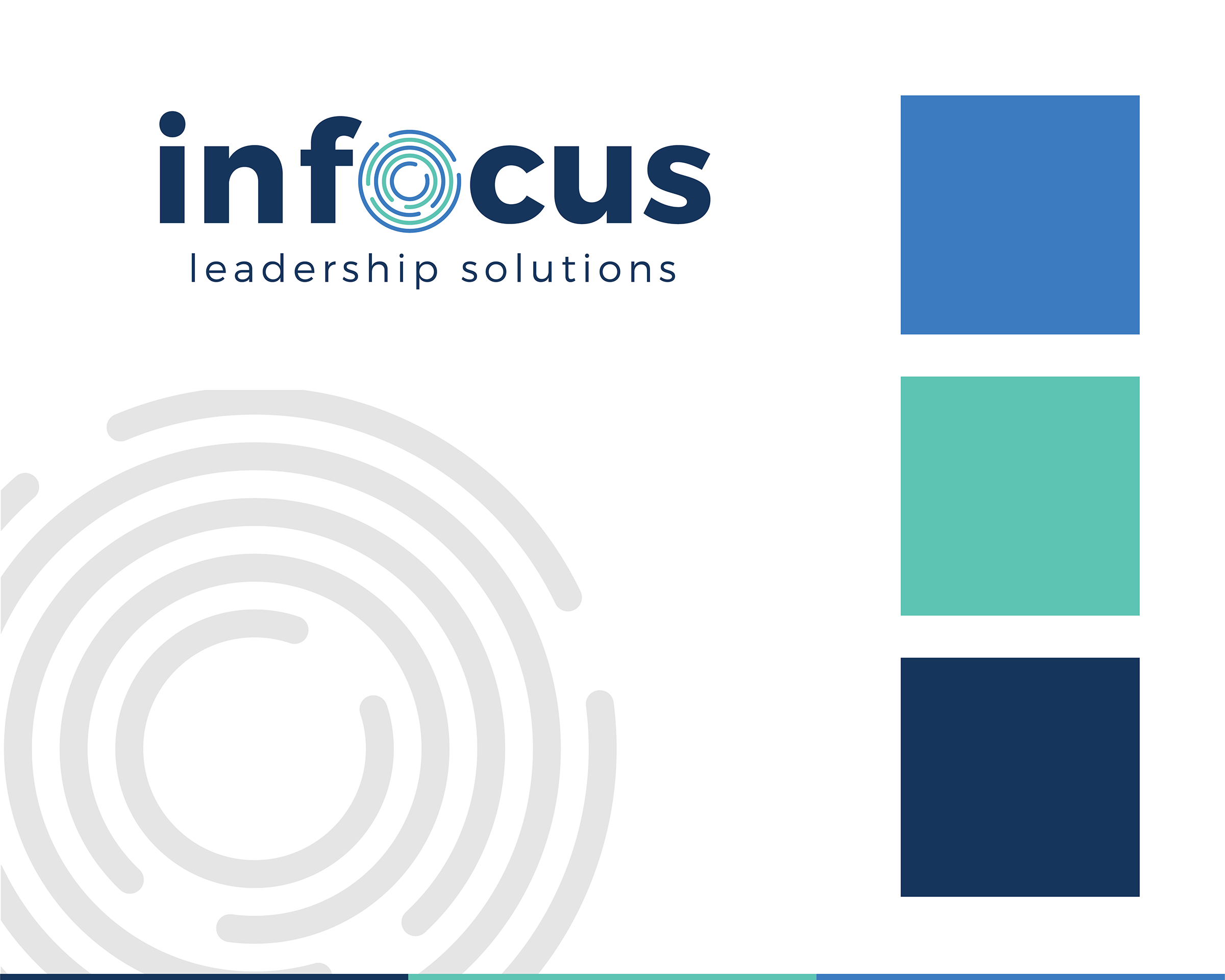 InFocus Leadership Brand and Logo Design