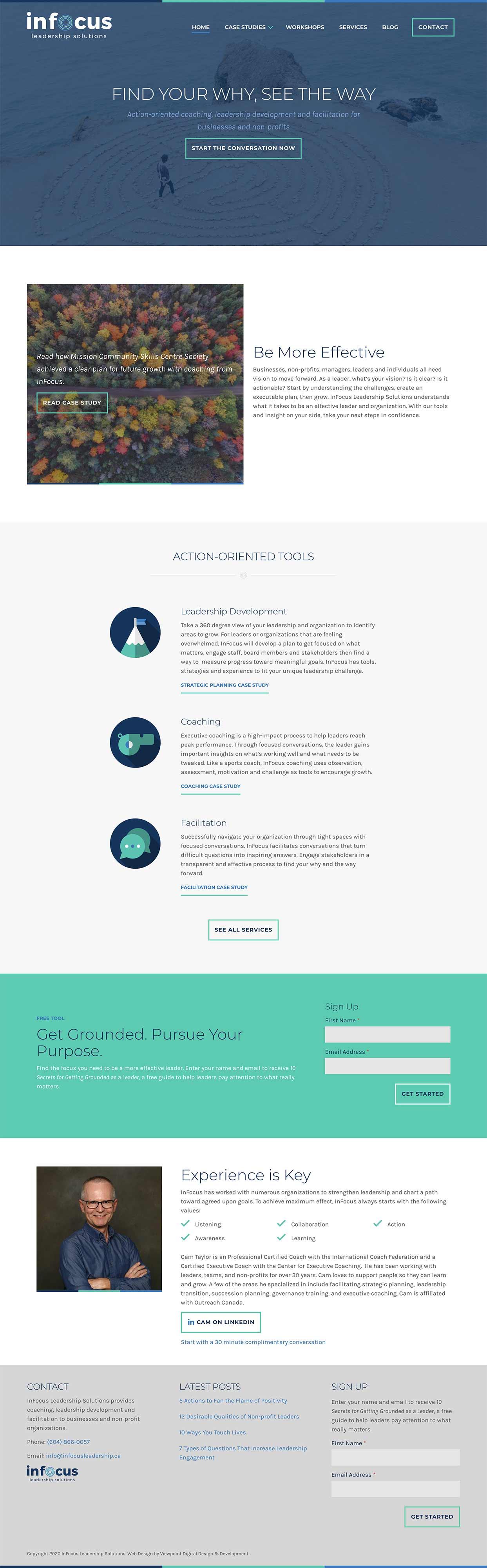 InFocus Web Design